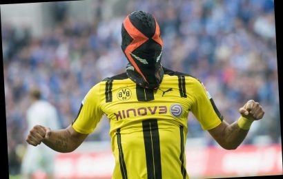 Bundesliga stars may have to play in MASKS with games stopped if they slip off and breaks every 15 mins to replace them – The Sun