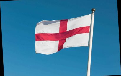 Brits urged to fly English flag at home to mark St George's Day rather than go out to celebrate – The Sun