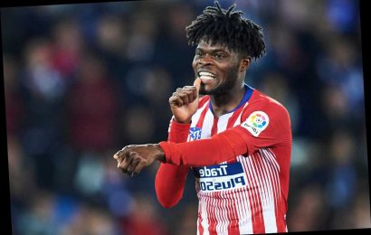 Arsenal have £43.5m transfer offer 'on the table' for Atletico Madrid midfielder Thomas Partey – The Sun
