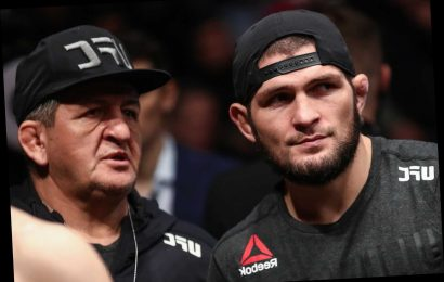 Khabib Nurmagomedov's father hospitalised with 'pneumonia and flu symptoms' and UFC star son banned from visiting – The Sun