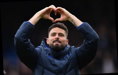 Chelsea striker Olivier Giroud has 'agreed personal terms with Inter Milan' for free summer transfer – The Sun