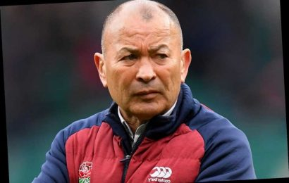 Eddie Jones signs shock new England deal to stay on as boss until after 2023 World Cup in France – The Sun