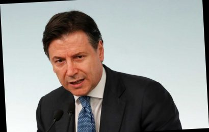 Italy won't reopen schools until September but manufacturing starts on May 4 as PM spells out post-lockdown plan