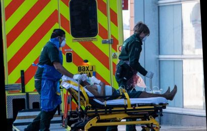 Emergency response times worst on record as heart attack and stroke patients wait two hours for ambulance amid pandemic – The Sun