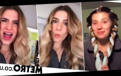 Viral TikTok shows how to get salon-worthy curls with a dressing gown belt