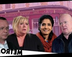 Spoilers: The new owners of the Queen Vic revealed in EastEnders?