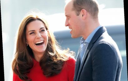 Prince William Joked That Kate Middleton's Cooking Is the Reason He's 'So Skinny'