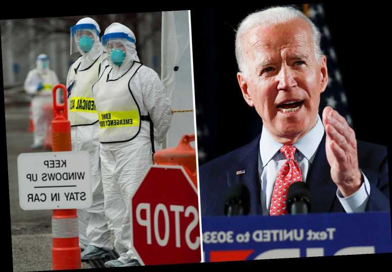 Biden's attempt to 'insert himself into coronavirus pandemic response is making everyone's job harder' – The Sun