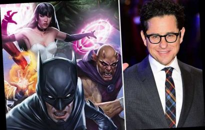 Star Wars director JJ Abrams to launch gritty superhero series Justice League Dark and The Shining spin-off – The Sun