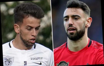 Francisco Ramos insists he is similar to Bruno Fernandes after Man Utd star names him as his 'dream' transfer – The Sun