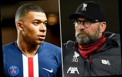 Jurgen Klopp 'calls Mbappe's dad to discuss transfer for PSG star' and beat Real Madrid to youngster's signature – The Sun