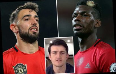 Fernandes could resurrect Pogba's Man Utd career, claims Harry Maguire as he warns Portuguese star will get even better – The Sun