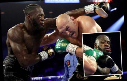 Deontay Wilder underwent secret bicep surgery after Tyson Fury loss as he reveals trilogy fight will take place in 2020 – The Sun