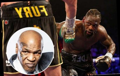 Deontay Wilder must get over his 'ego' in order to finally beat Tyson Fury, claims legend Mike Tyson – The Sun