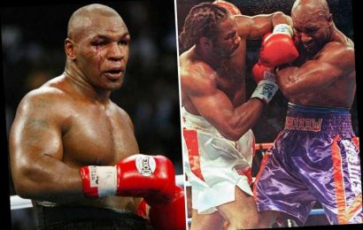 Lennox Lewis says Evander Holyfield was his toughest opponent ahead of Mike Tyson after epic 24 rounds together – The Sun