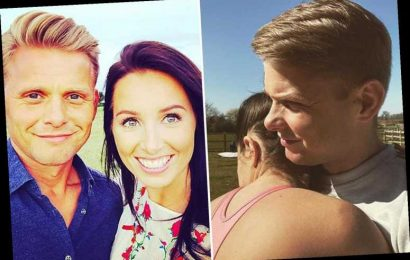 Jeff Brazier says lockdown has helped relationship with his wife Kate after suffering marriage problems – The Sun