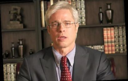 SNL at Home Video: Brad Pitt (!) Plays Dr. Fauci in Cold Open — WATCH