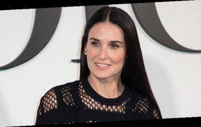 Demi Moore Looks Unrecognizable As A Blonde With 'Brave New World' Hair Makeover — Watch