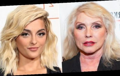 Debbie Harry and Bebe Rexha Bond Over, Well, Being Iconic Blondies