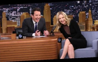 Kate Hudson Confronted Jimmy Fallon About His Crush on Her When They Filmed Almost Famous