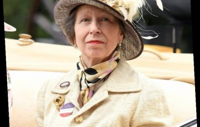 Princess Anne Has a Message For Younger Royals
