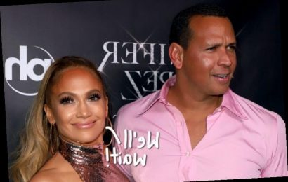 Jennifer Lopez & Alex Rodriguez's Wedding Plans Are In A 'Holding Pattern' Due To Coron