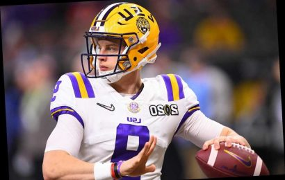 Joe Burrow pursuit, Giants trade: Dolphins' attempts to blow up NFL Draft 2020