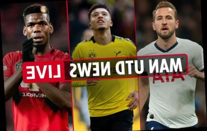 6.20pm Man Utd news LIVE: Jadon Sancho transfer LATEST updates, Rooney says Kane is 'perfect fit' for Utd – The Sun