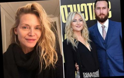 Kate Hudson admits to 'good sex life' with boyfriend in quarantine but has an 'online love fest' with Michelle Pfeiffer – The Sun