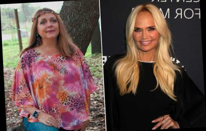 Kristin Chenoweth is a singing Carole Baskin in 'Tiger King: The Musical'
