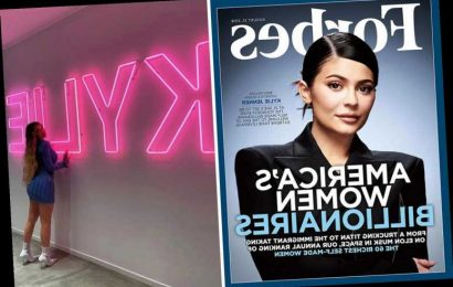Kylie Jenner lands youngest self-made billionaire on Forbes for second year in a row