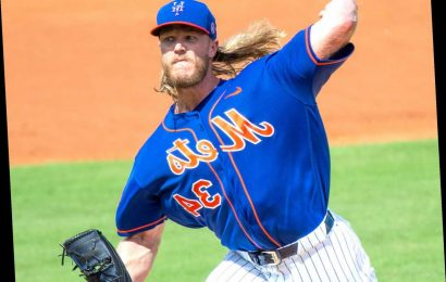 Two pitches may have led to Noah Syndergaard's elbow issues