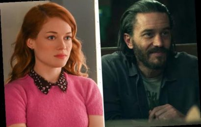 TVLine's Performers of the Week (TIE): Tom Pelphrey and Jane Levy