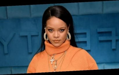 Rihanna Receives an Award from PETA for Releasing a Faux Leather Fenty Collection