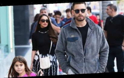 Scott Disick Shares Stunning Pic Of Daughter Penelope, 7, Snuggling With A Dog: 'My Little Precious'