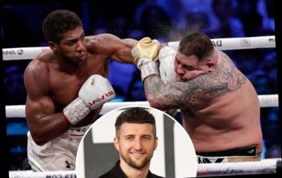 Joshua's rematch win against Ruiz Jr was 'meaningless' and Fury is best heavyweight, says former world champ Froch – The Sun