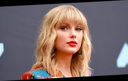 Taylor Swift Reveals What She's Up to While Quarantining