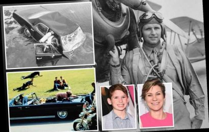 Truth behind the 'Kennedy curse' as RFK's granddaughter and her son are feared dead after canoe tragedy – The Sun