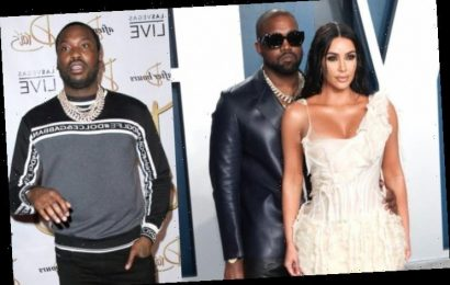 Kim Kardashian Reportedly Cheats on Kanye West With Many Men, Including Meek Mill
