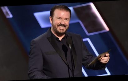 Ricky Gervais on What Annoys Him About Celebrities in Quarantine