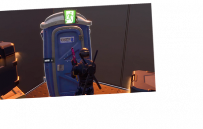 Escape a Vault Using a Secret Passage: How and where to finish Fortnite Challenge