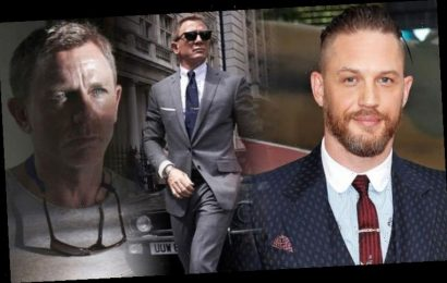 James Bond: Tom Hardy's odds cut AGAIN as he surges in race to replace Daniel Craig