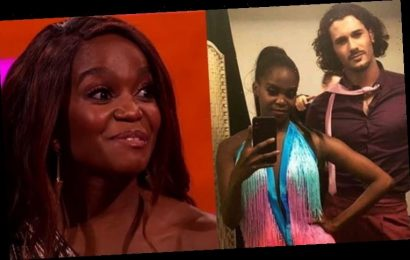 Oti Mabuse: 'Wish I could cuddle you' Strictly pro sends heartfelt message to BBC co-star