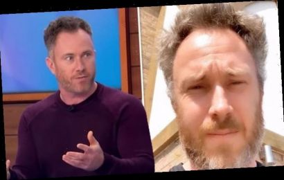 James Jordan details painful moment as new move backfires 'I can't anymore'