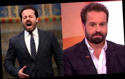 Alfie Boe reveals backstage mishap on Strictly Come Dancing: 'It was a bit weird'