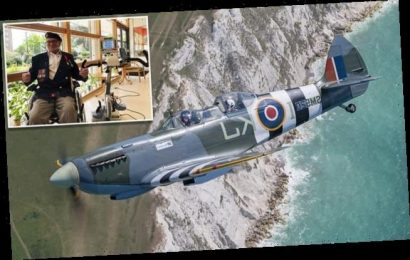 Flypast will go over care home, NHS hospital and Tom Moore's house