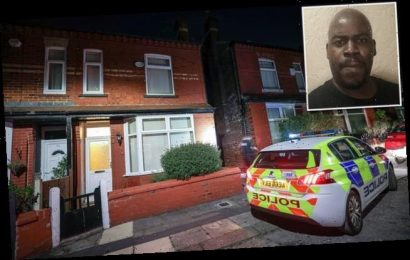 Police launch manhunt for man, 41, after woman, 67, found murdered
