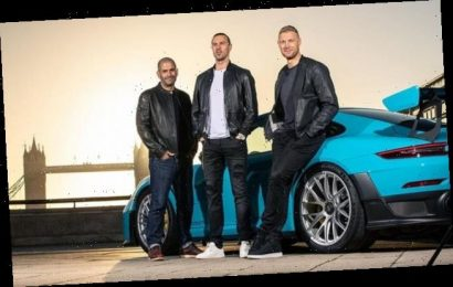 Top Gear will resume production NEXT MONTH