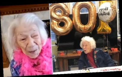 108-year-old New Jersey woman recovers from the coronavirus