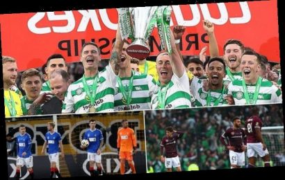 Celtic 'sets to be crowned CHAMPIONS as clubs agree to stop season'